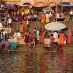 Varanasi et les bords du Gange : le 1er temps fort de mon voyage en Inde