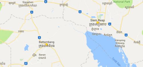 Siem Reap Battamambang