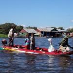 De Siem Reap à Battambang en bateau : une magnifique croisière