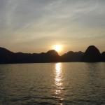 Deux jours de croisière dans la baie de Lan Ha