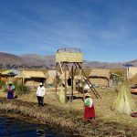Le lac Titicaca et ses iles : l'Isla del Sol et les iles Uros