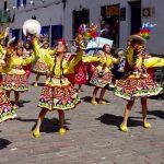 Cusco pendant l'Inti Raymi : des défilés et des danses en permanence