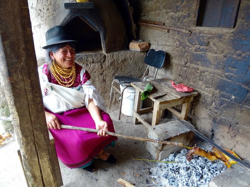 Equateur Otavalo Quichua