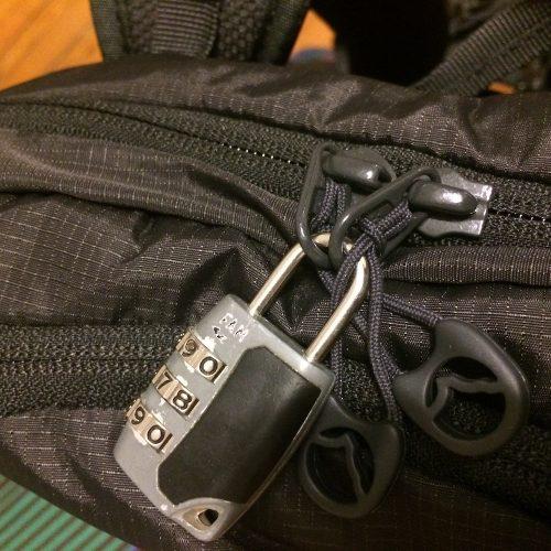 cadenas sac à dos
