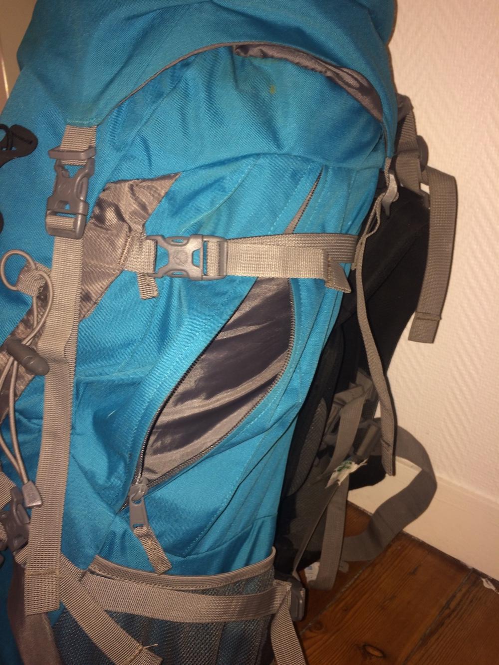 Pochette sac à dos