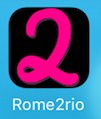Application Rome2rio