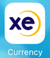 Application XE Currency