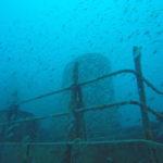 Vidéo : Plongée sur l'épave Toho 5 à Nouméa