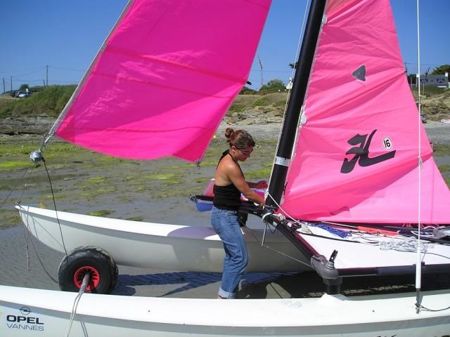a propos catamaran