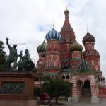 Premières impressions sur la Russie : 2 jours à Moscou