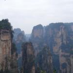 A Zhangjiajie, le parc de Wulingyuan : bienvenue dans le film Avatar