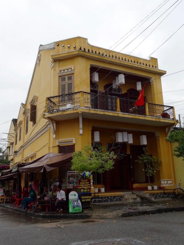 Bâtiment - Hoi An au Vietnam