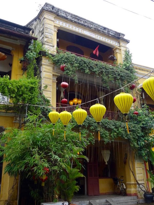 Hoi An au Vietnam - Lampions dans les rues