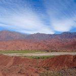La région de la Salta, des couleurs magnifiques