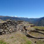 En route pour l'Equateur, Lamas et Kuelap