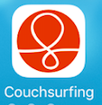 Application couchsurfing