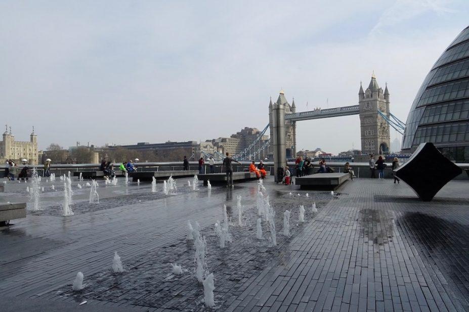 Tower bridge of London - Londres
