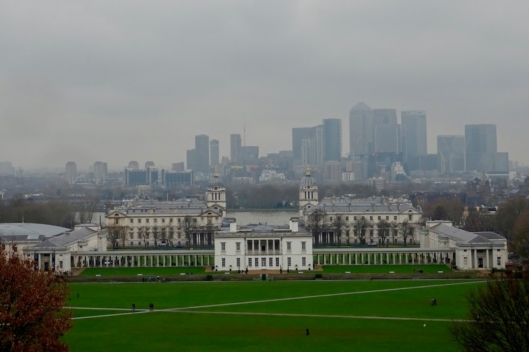 Greenwich - Londres