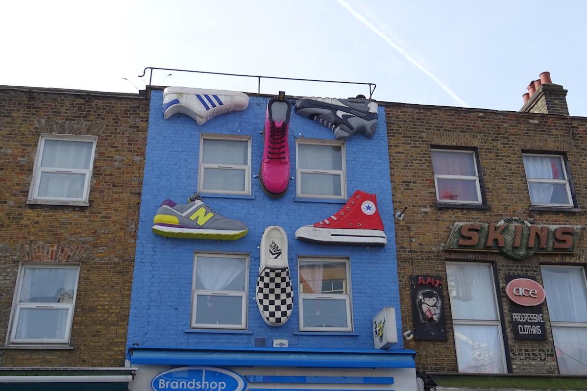 Camden street - Londres