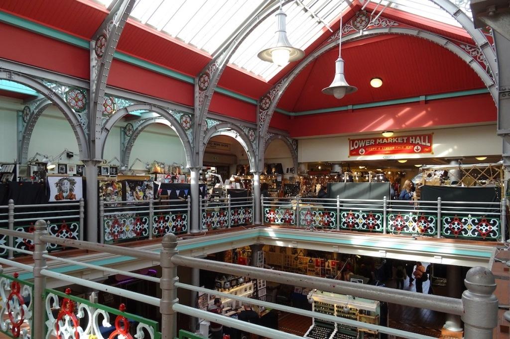 Camden market- Londres