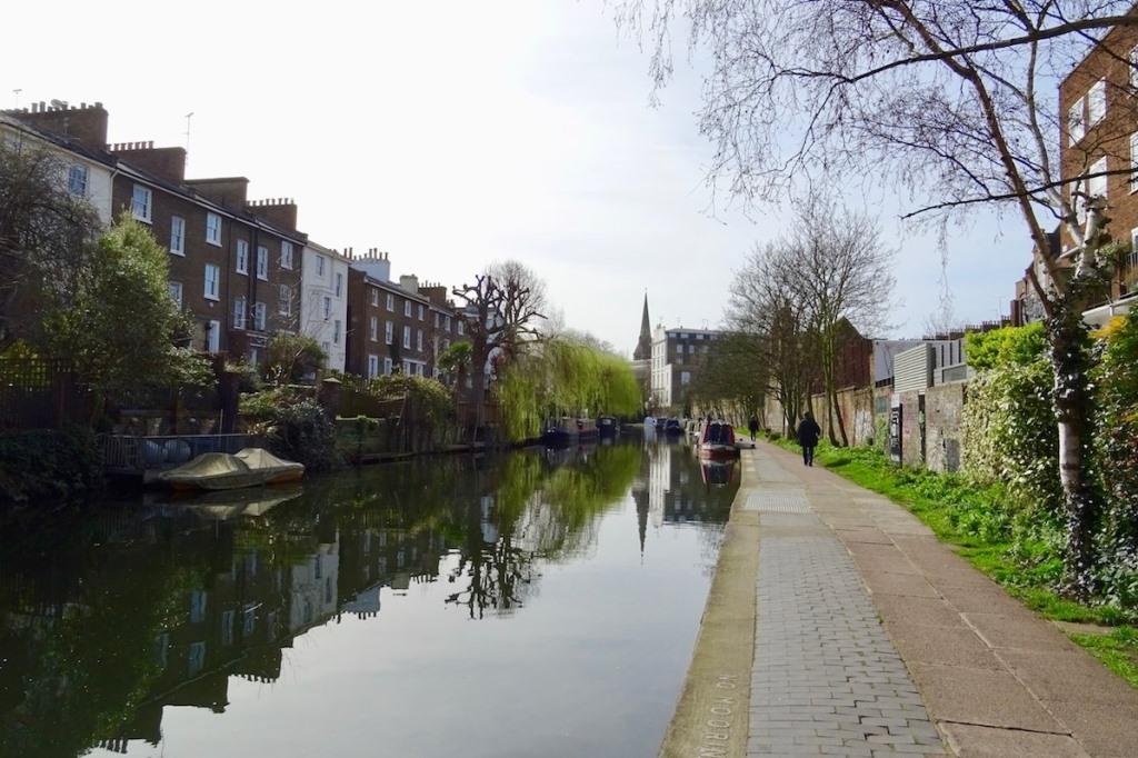 Regent Canal - Londres